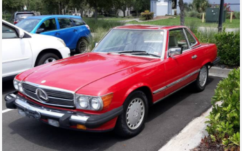 1988 Mercedes-Benz 560SL for sale 101166752