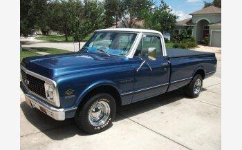 1971 Chevrolet Custom for sale 101167042