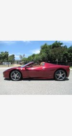2013 Ferrari 458 Italia Spider for sale 101167362