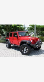 2007 Jeep Wrangler 4WD Unlimited X for sale 101167670