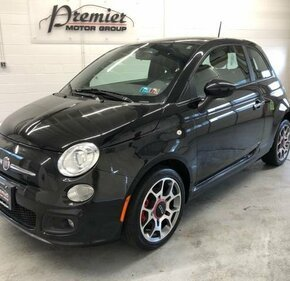 2013 FIAT 500 Sport Hatchback for sale 101167726
