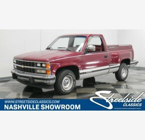 1988 Chevrolet Silverado 1500 2WD Regular Cab for sale 101167749