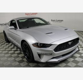2019 Ford Mustang Coupe for sale 101167762