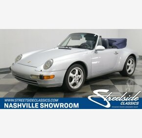 1996 Porsche 911 Cabriolet for sale 101167777