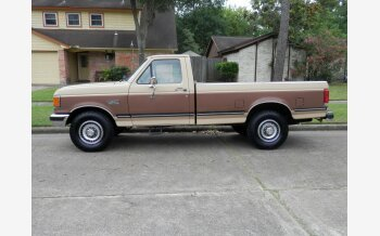 1987 Ford F250 2WD Regular Cab for sale 101167806