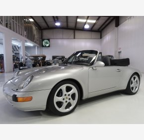 1998 Porsche 911 Cabriolet for sale 101167845