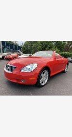 2005 Lexus SC 430 Convertible for sale 101167977