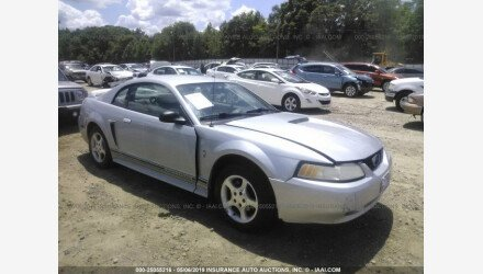 2000 Ford Mustang Coupe for sale 101168187