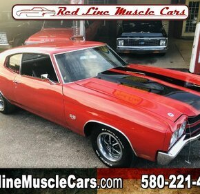 1970 Chevrolet Chevelle SS for sale 101168557