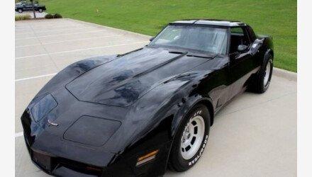 1981 Chevrolet Corvette for sale 101168621