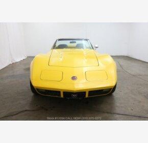 1973 Chevrolet Corvette for sale 101168643