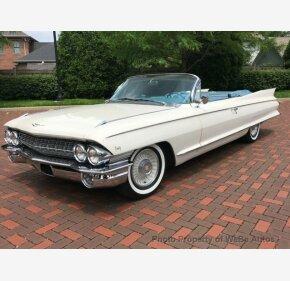 1961 cadillac eldorado for sale 101168673