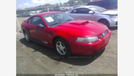 2003 Ford Mustang Coupe for sale 101168962