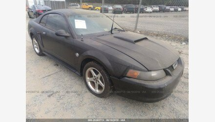 2004 Ford Mustang GT Coupe for sale 101168971