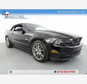 2014 Ford Mustang GT Convertible for sale 101169236