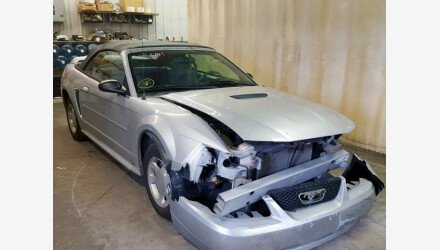 2000 Ford Mustang Convertible for sale 101169659