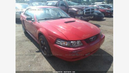 2002 Ford Mustang Coupe for sale 101169846