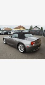 2004 BMW Z4 2.5i Roadster for sale 101169896