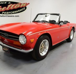 1973 Triumph TR6 for sale 101169908