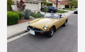 1976 MG MGB for sale 101169975