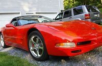 2002 Chevrolet Corvette Coupe for sale 101170005