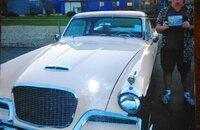 1958 Studebaker Silver Hawk for sale 101170010