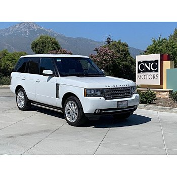 2011 Land Rover Range Rover Autobiography for sale 101170016