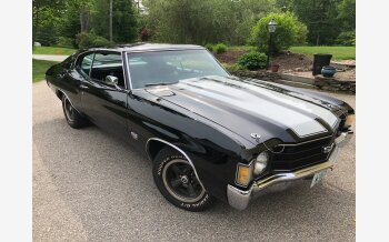 1972 Chevrolet Chevelle SS for sale 101170135