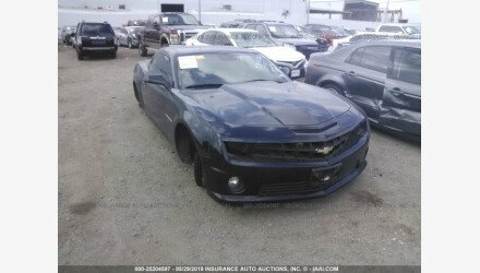 2010 Chevrolet Camaro SS Coupe for sale 101170246
