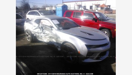 2017 Chevrolet Camaro SS Coupe for sale 101170275