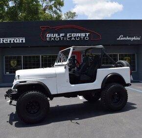 1984 Jeep CJ 7 for sale 101170332