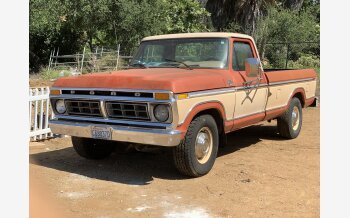 1977 Ford F250 4x4 SuperCab for sale 101170534