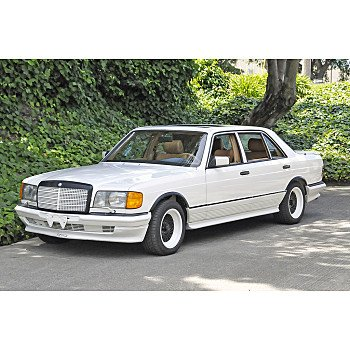 1982 Mercedes-Benz 500SEL for sale 101170549