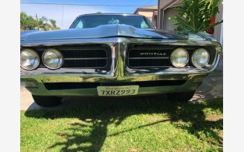 1968 Pontiac Firebird Coupe for sale 101170560