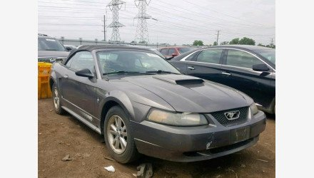 2003 Ford Mustang Convertible for sale 101170667