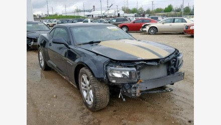 2014 Chevrolet Camaro LT Coupe for sale 101170701