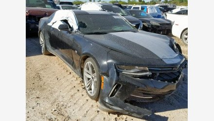 2018 Chevrolet Camaro for sale 101170743