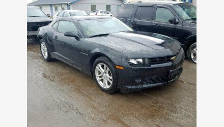 2015 Chevrolet Camaro LS Coupe for sale 101170770