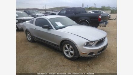 2010 Ford Mustang Coupe for sale 101170813