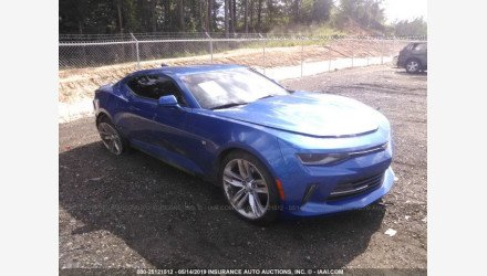 2018 Chevrolet Camaro LT Coupe for sale 101170872