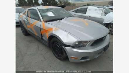 2012 Ford Mustang Coupe for sale 101170877