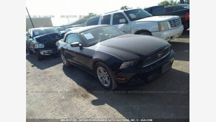 2014 Ford Mustang Convertible for sale 101170884