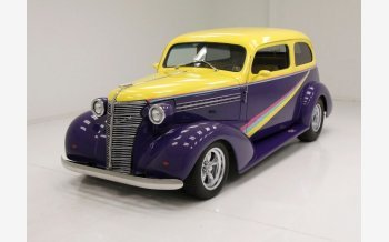 1938 Chevrolet Master Deluxe for sale 101170934