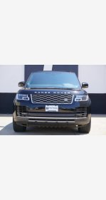 2018 Land Rover Range Rover for sale 101170999