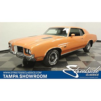 1972 Oldsmobile Cutlass for sale 101171141