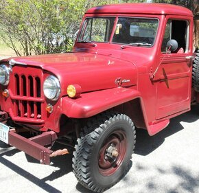 1953 Willys Pickup for sale 101171210