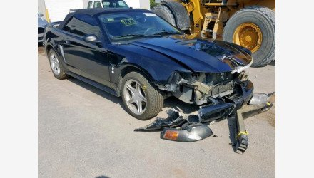 2000 Ford Mustang GT Convertible for sale 101171292