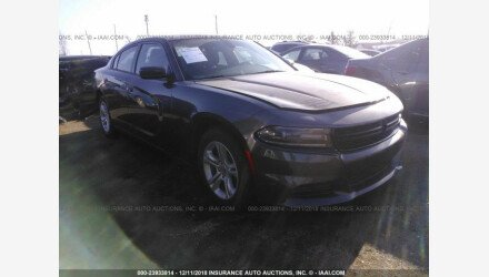 2018 Dodge Charger SXT for sale 101171490