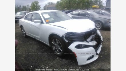 2016 Dodge Charger SXT AWD for sale 101171501