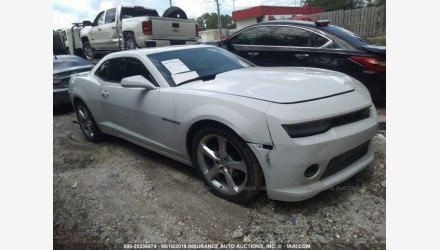 2015 Chevrolet Camaro LT Coupe for sale 101171508
